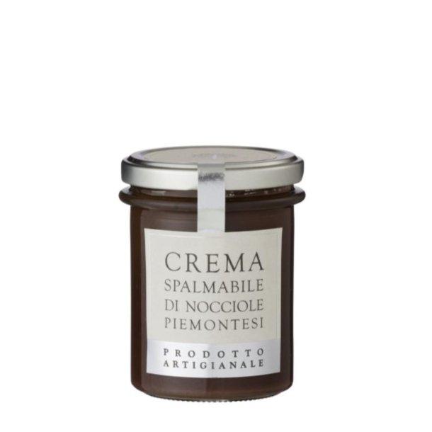 Hasselnødde-chokolade smørepålæg