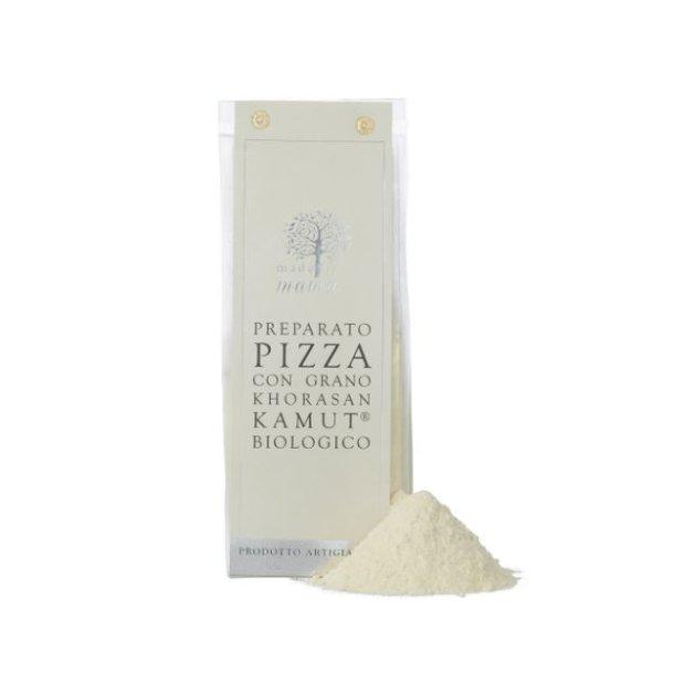 Økologisk pizza Kamut® Khorasan melblanding - 400g